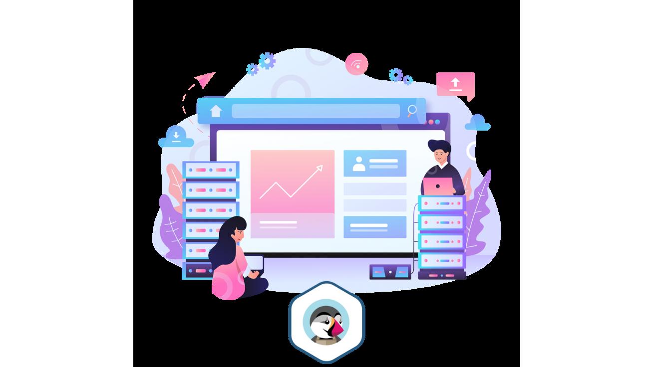 Hospedagem Cloud para PrestaShop